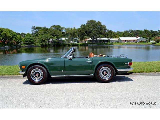 Picture of '71 TR6 - OVNF