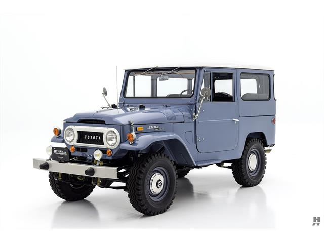 Picture of 1968 Toyota Land Cruiser FJ40 Offered by  - OVNG