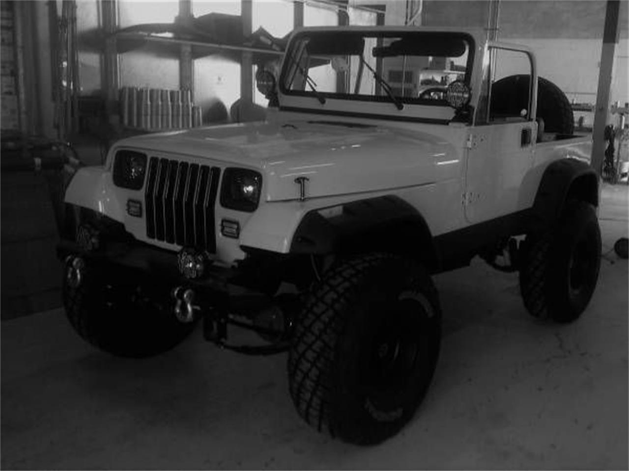 Large Picture of '95 Wrangler - P0YZ