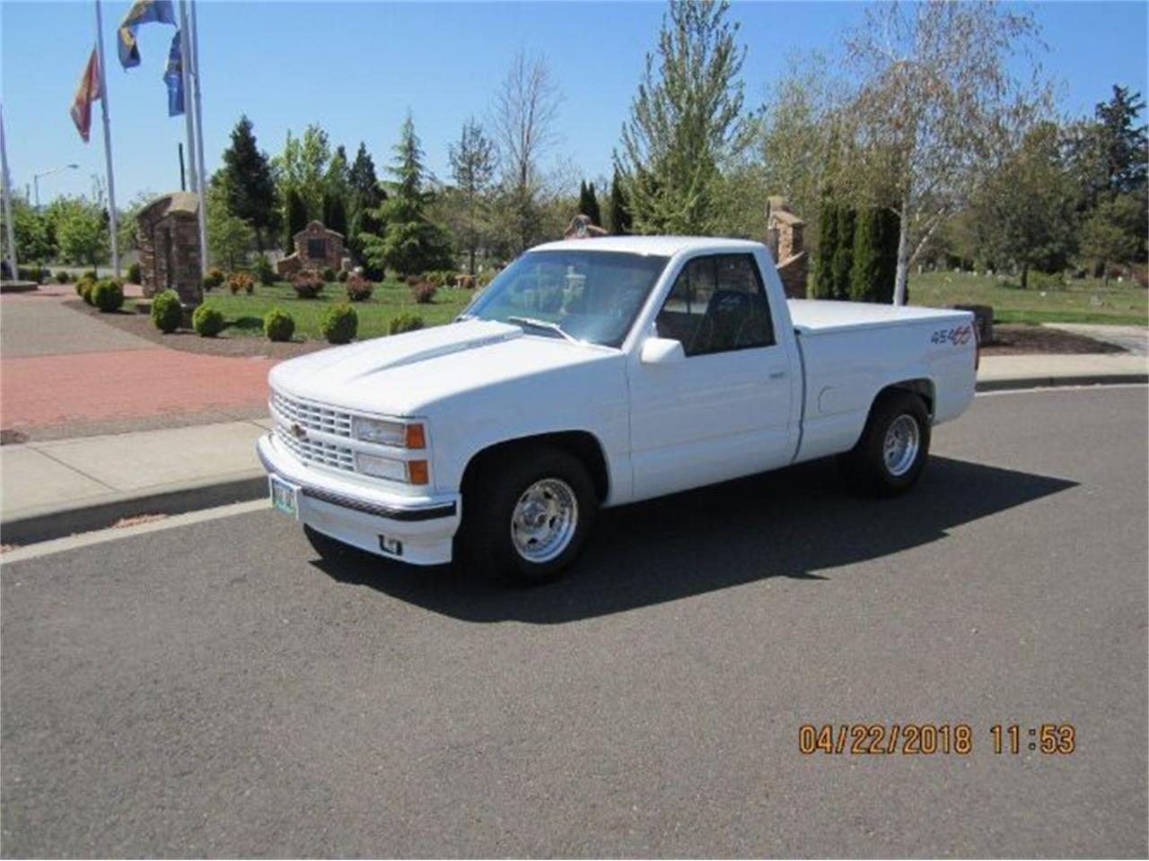 For Sale 1992 Chevrolet Pickup In Cadillac Michigan