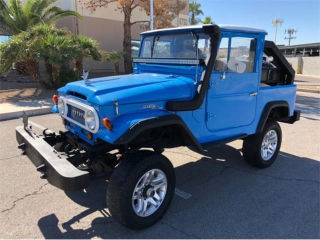 Picture of Classic 1963 Toyota Land Cruiser FJ - $14,995.00 Offered by  - P0Z6