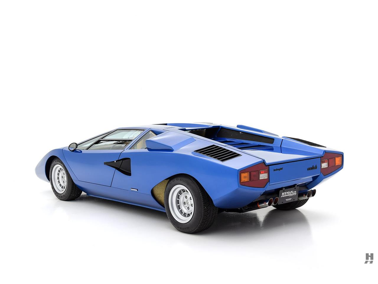 Large Picture of '75 Countach LP400 located in Saint Louis Missouri - $1,225,000.00 Offered by Hyman Ltd. Classic Cars - OVNJ