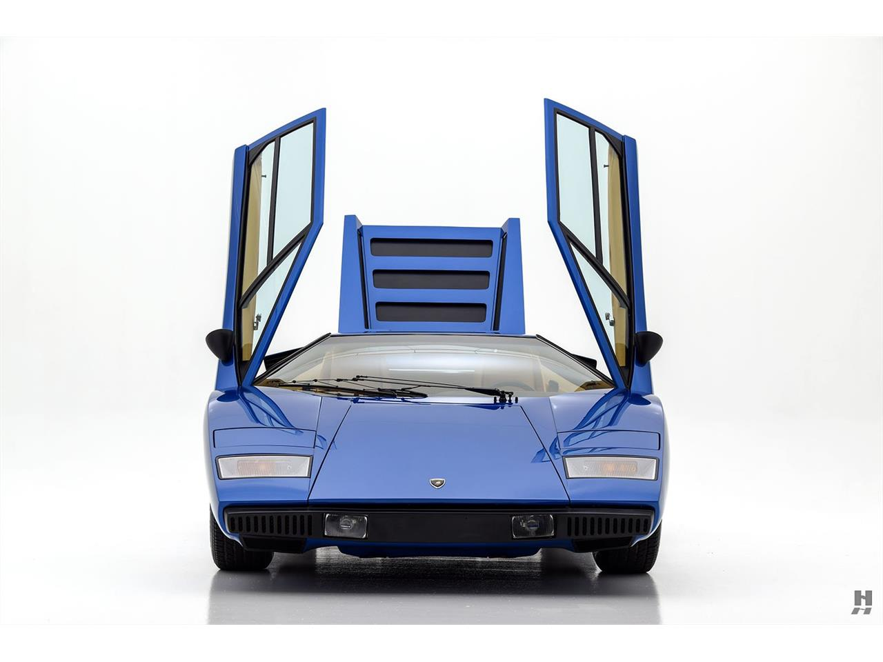 Large Picture of '75 Lamborghini Countach LP400 located in Saint Louis Missouri - $1,225,000.00 Offered by Hyman Ltd. Classic Cars - OVNJ