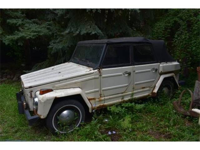 Picture of 1974 Volkswagen Thing located in Cadillac Michigan - P0ZG