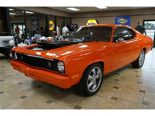 Picture of '73 Duster - P0ZW