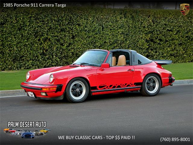 Picture of '85 911 Carrera Targa - P0ZY