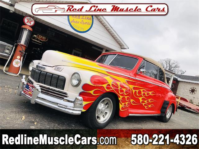 Picture of Classic 1948 Mercury Convertible - $34,900.00 - P10U