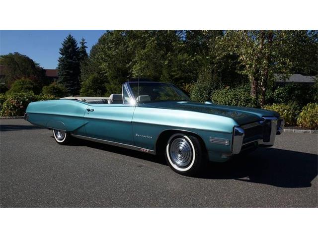 Picture of 1968 Pontiac Bonneville located in New York - $42,900.00 - OVNP