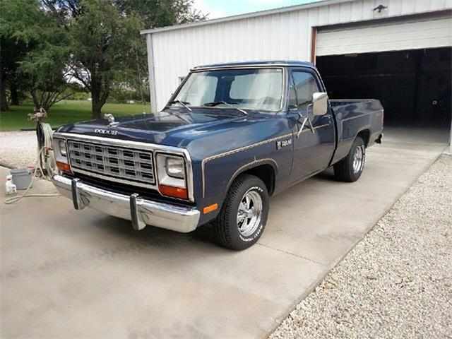 Old Dodge Ram >> Classic Dodge Pickup For Sale On Classiccars Com