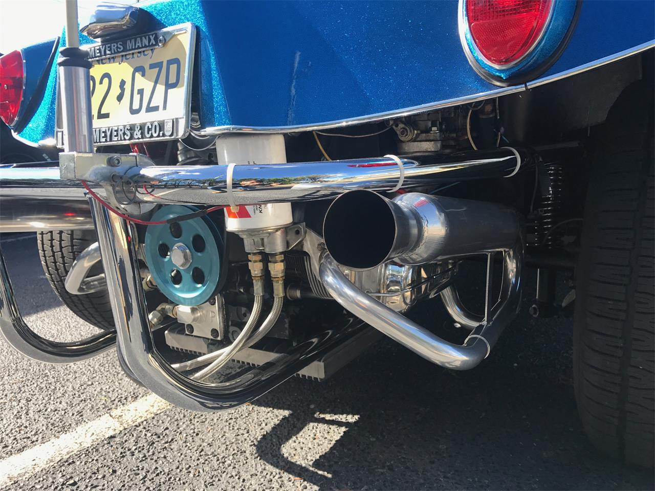 Large Picture of Classic 1970 Dune Buggy - P11H
