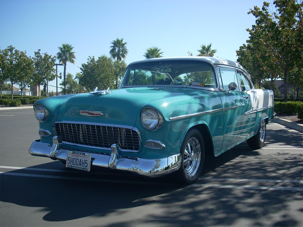 For Sale 1955 Chevrolet Bel Air In Rancho Cucamonga California