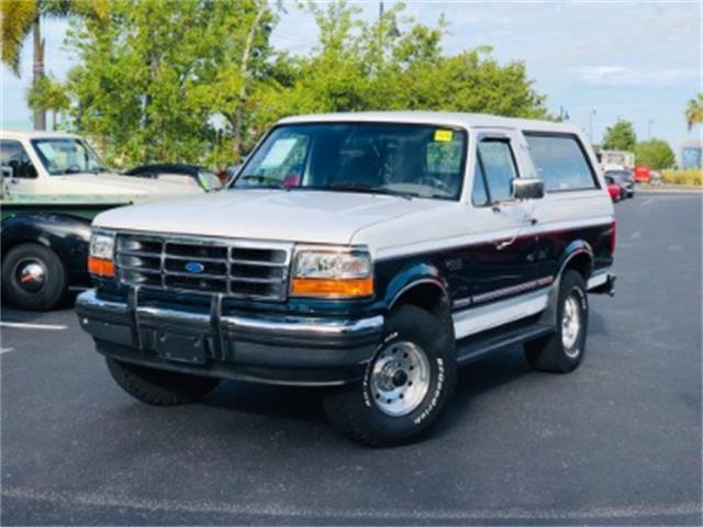 Picture of '95 Bronco - P125