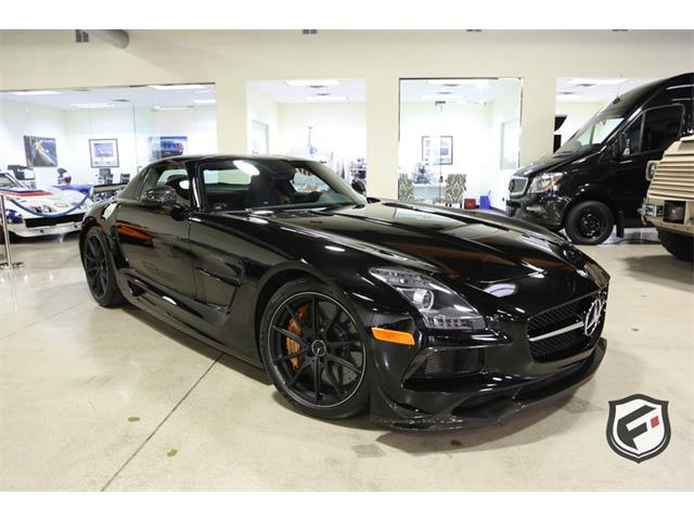 Picture of '14 SLS AMG - P129