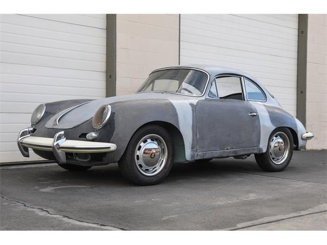 1963 Porsche 356B