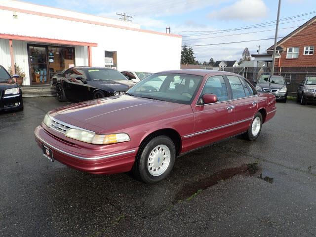 Picture of '96 Crown Victoria - P135