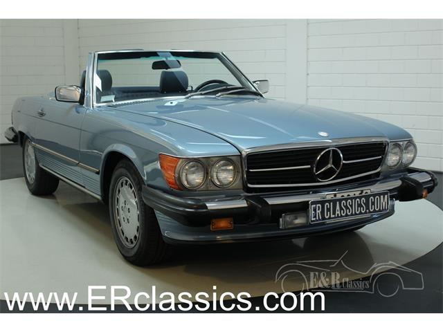 Picture of '88 560SL - P13K