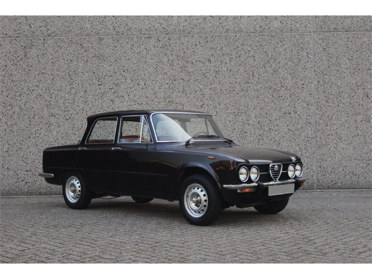 Large Picture of 1976 Alfa Romeo Giulia Super Nuova Super 1300 Auction Vehicle Offered by Live Auctioneers - P13P