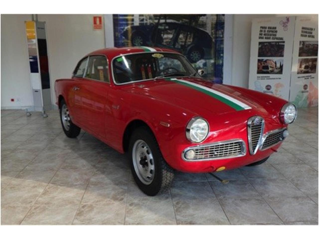 Large Picture of '63 Giulietta - P13Q