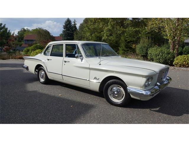 Picture of Classic 1960 Valiant - OVO0