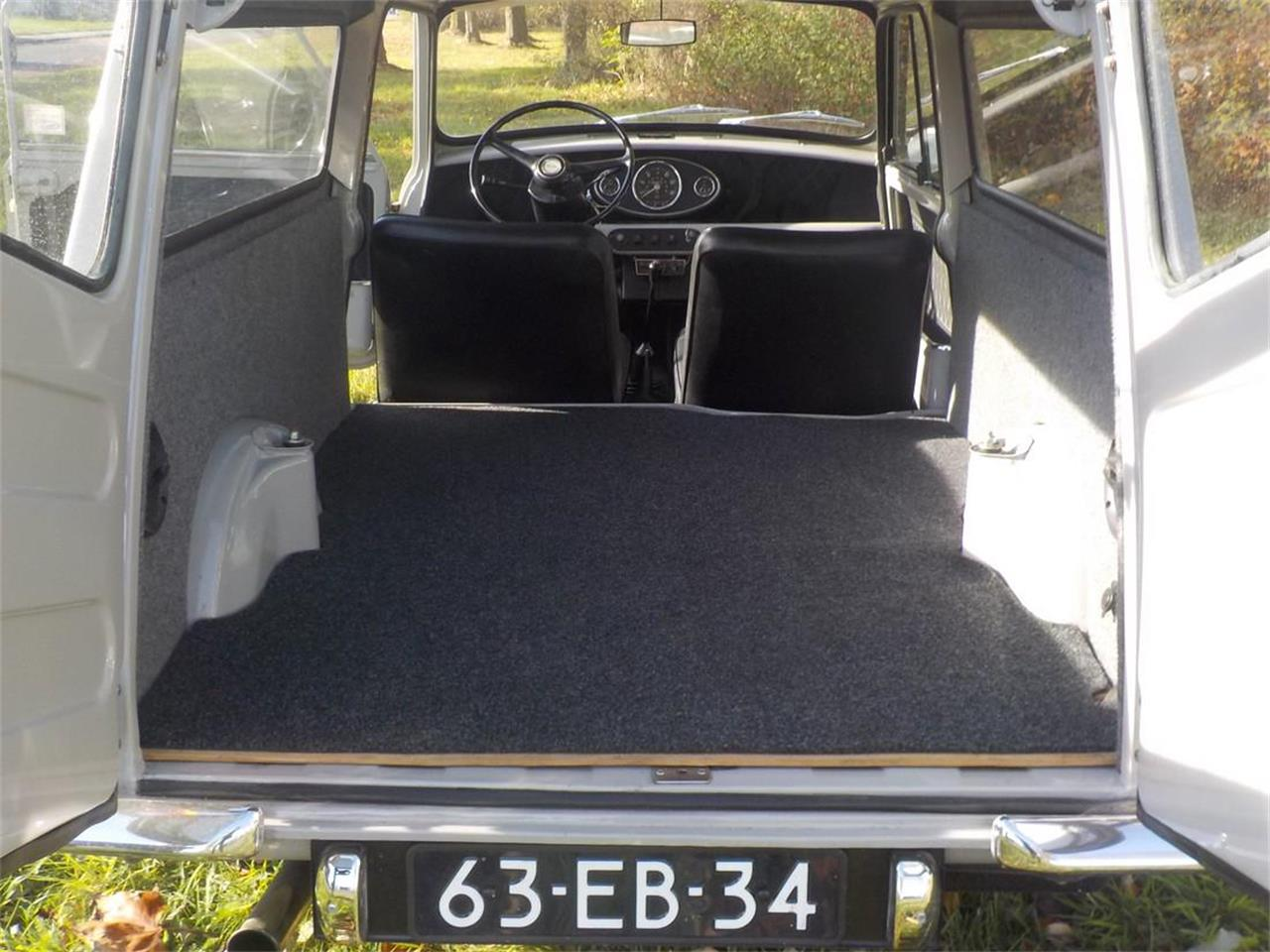 Large Picture of 1978 Austin Mini Panelvan Auction Vehicle - P147