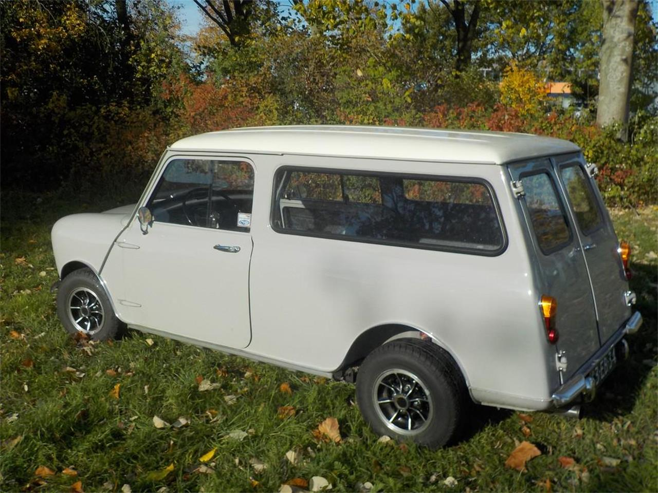 Large Picture of '78 Austin Mini Panelvan located in New York Offered by Live Auctioneers - P147
