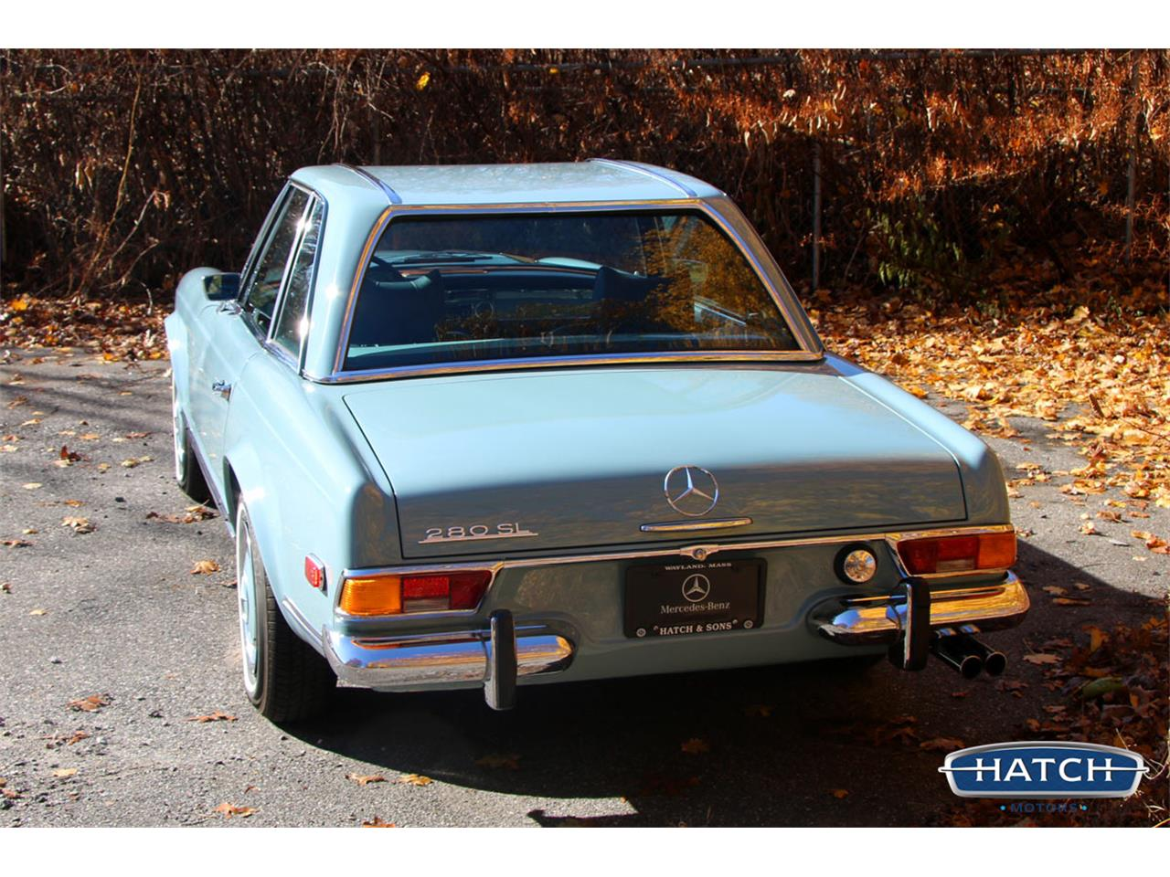 Large Picture of '70 280SL - P14J