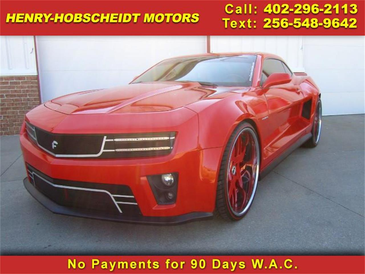 2010 Chevrolet Camaro Ss For Sale Classiccars Com Cc