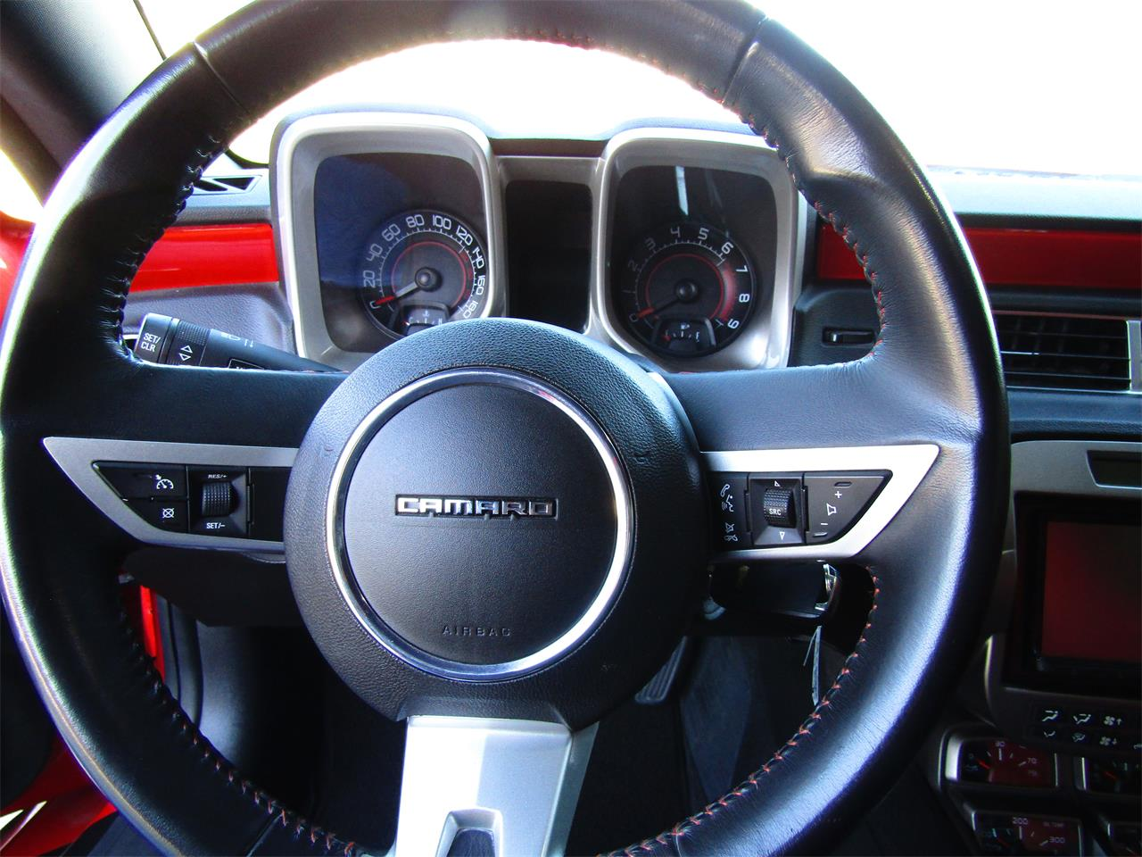 Large Picture of '10 Camaro SS - P14W