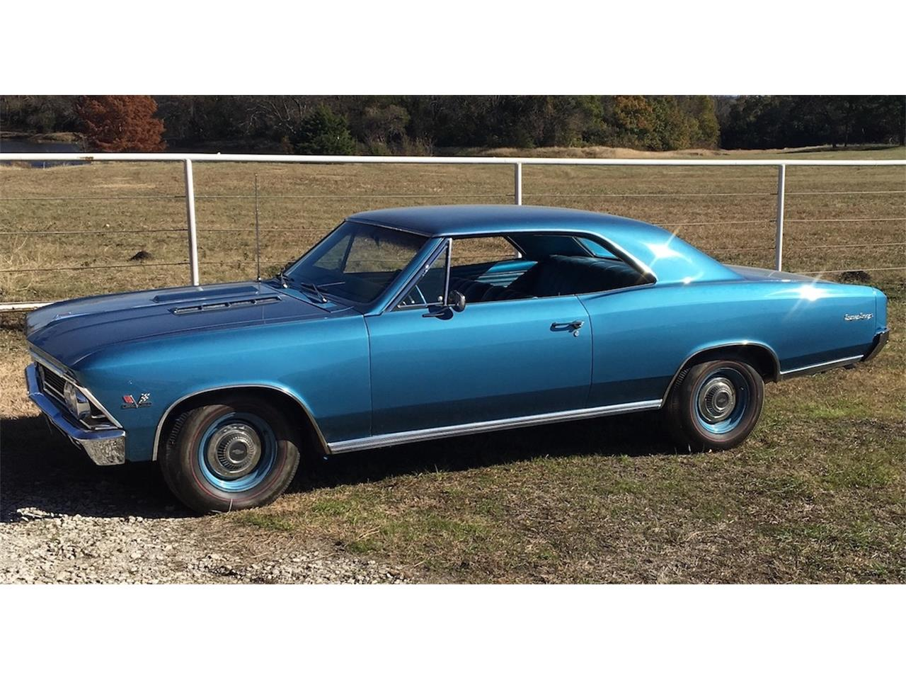 Large Picture of Classic 1966 Chevrolet Chevelle SS Auction Vehicle - P152