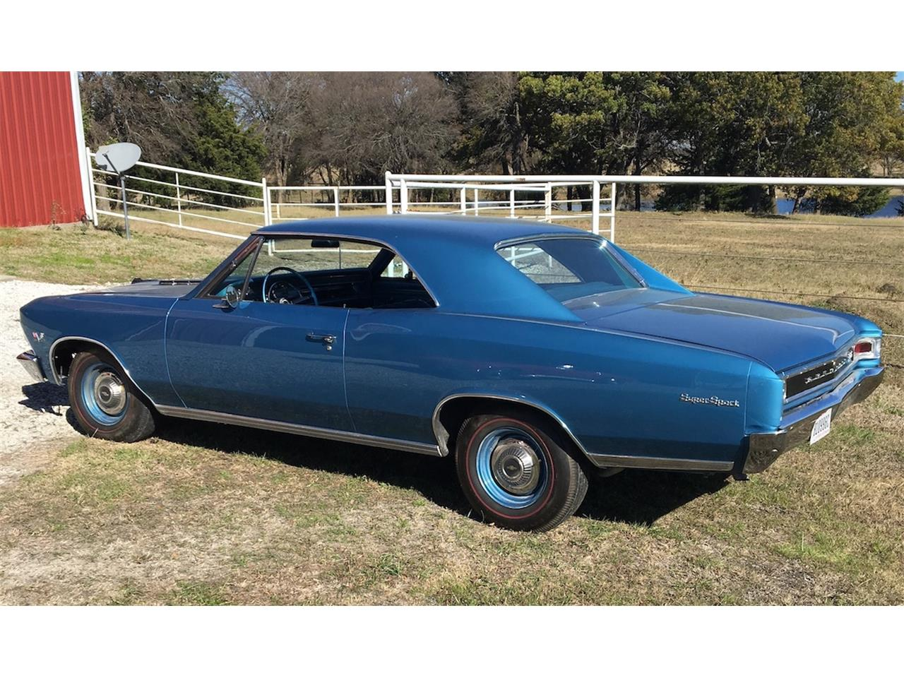 Large Picture of '66 Chevrolet Chevelle SS located in Allen Texas Auction Vehicle Offered by Duncan's Auctions - P152