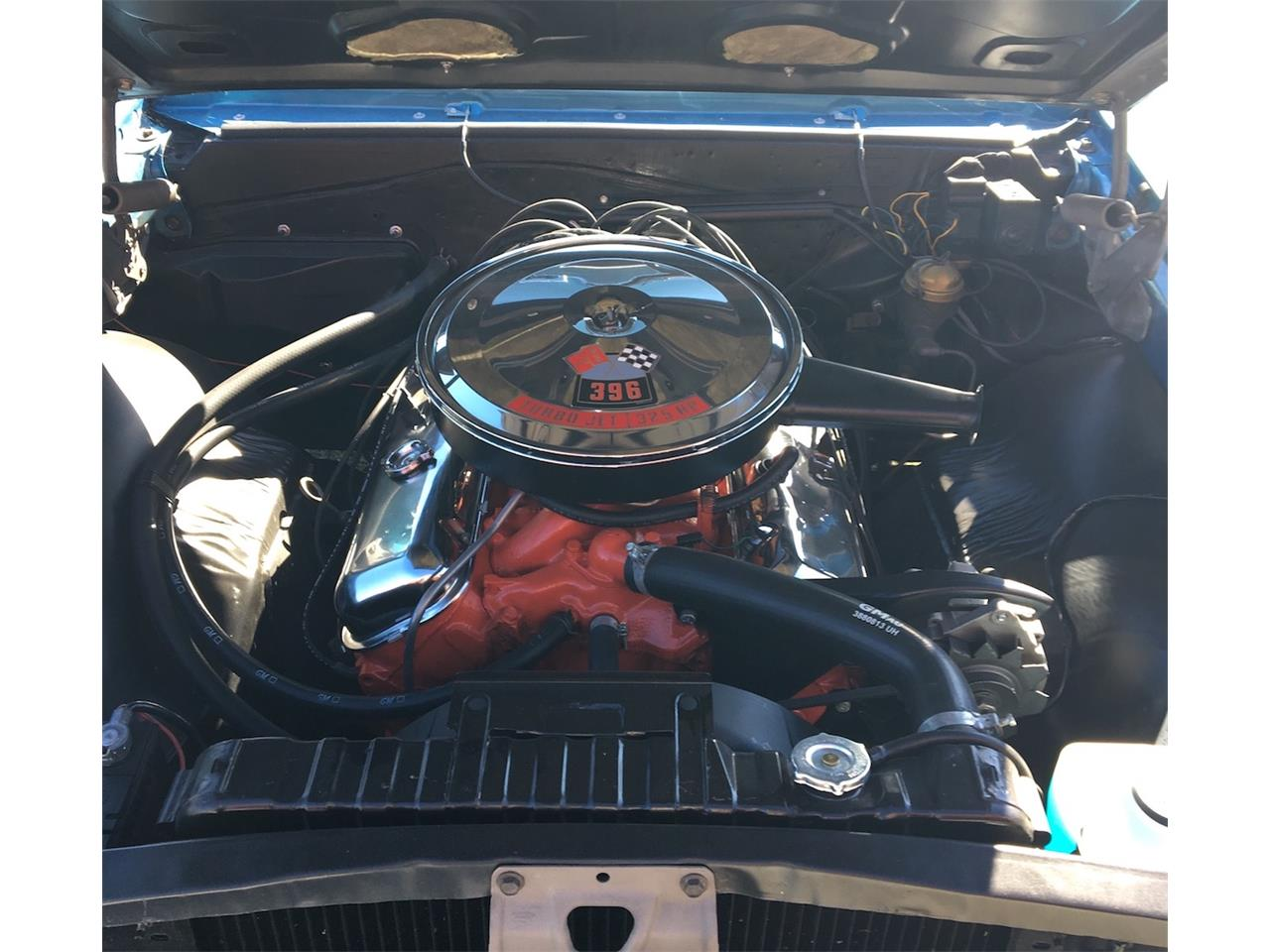 Large Picture of '66 Chevelle SS - P152