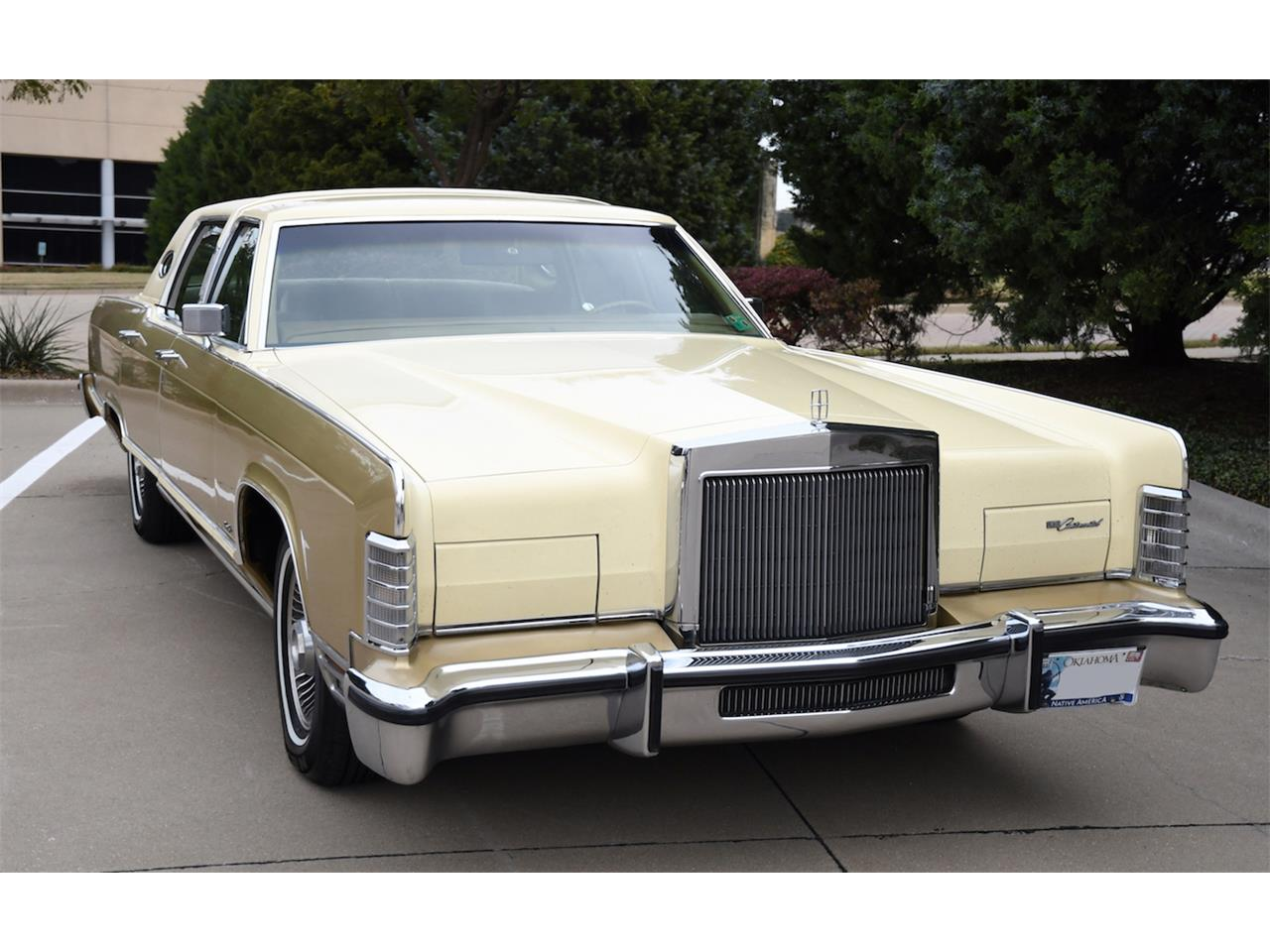 Large Picture of 1979 Continental located in Allen Texas - P157