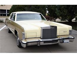 Picture of '79 Continental Offered by Duncan's Auctions - P157
