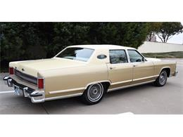 Picture of 1979 Lincoln Continental located in Allen Texas Auction Vehicle Offered by Duncan's Auctions - P157