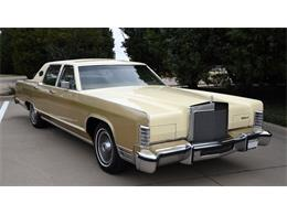 Picture of 1979 Continental located in Allen Texas - P157