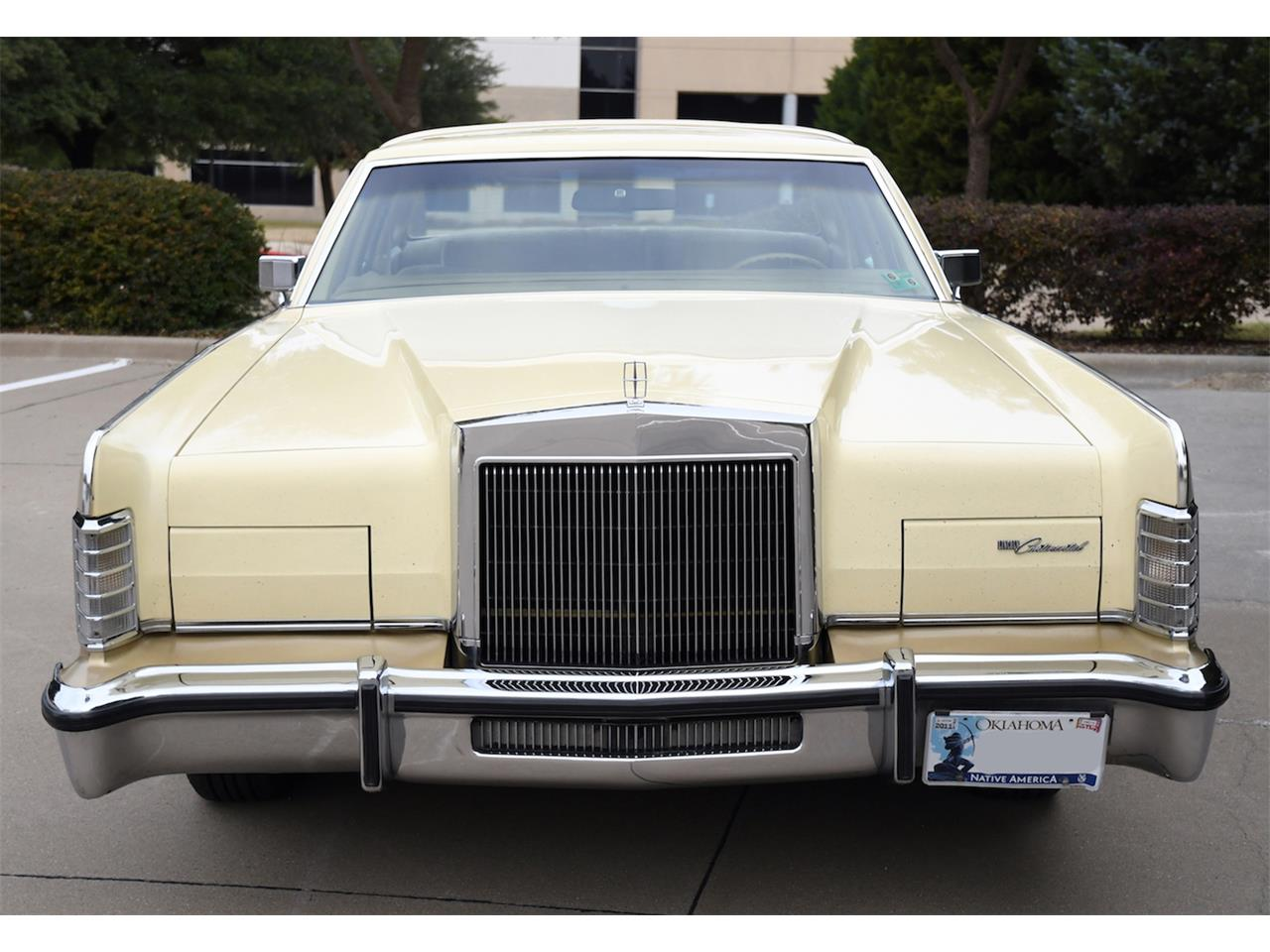 Large Picture of '79 Lincoln Continental located in Allen Texas Auction Vehicle - P157
