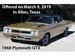 Picture of 1968 GTX Offered by Duncan's Auctions - P15A