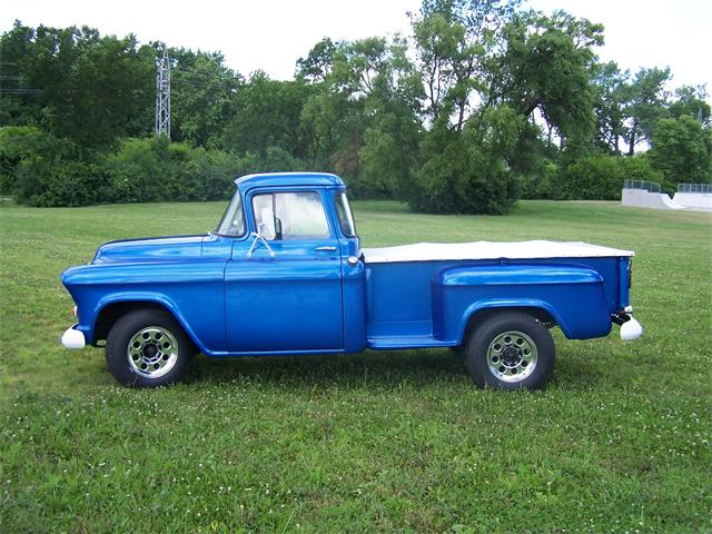 Picture of Classic '55 Pickup located in North Aurora Illinois Offered by a Private Seller - P15C