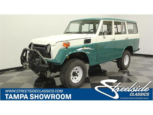 Picture of '70 Toyota Land Cruiser FJ Offered by  - P16F