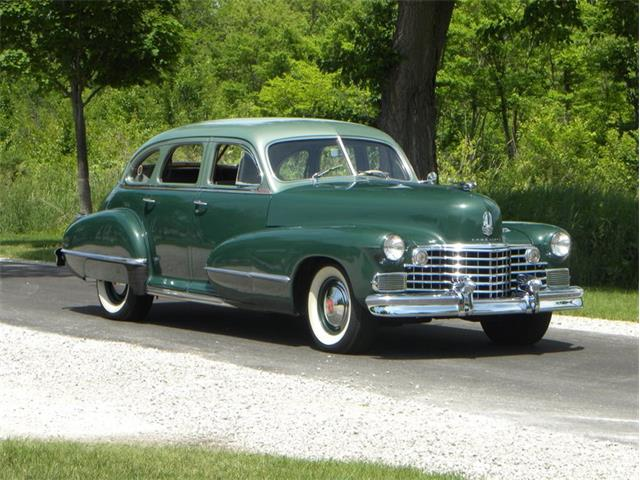 Picture of Classic '42 Cadillac 2-Dr Sedan - P16P