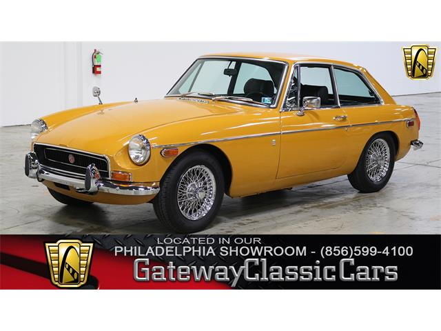Picture of '71 MGB - P17B
