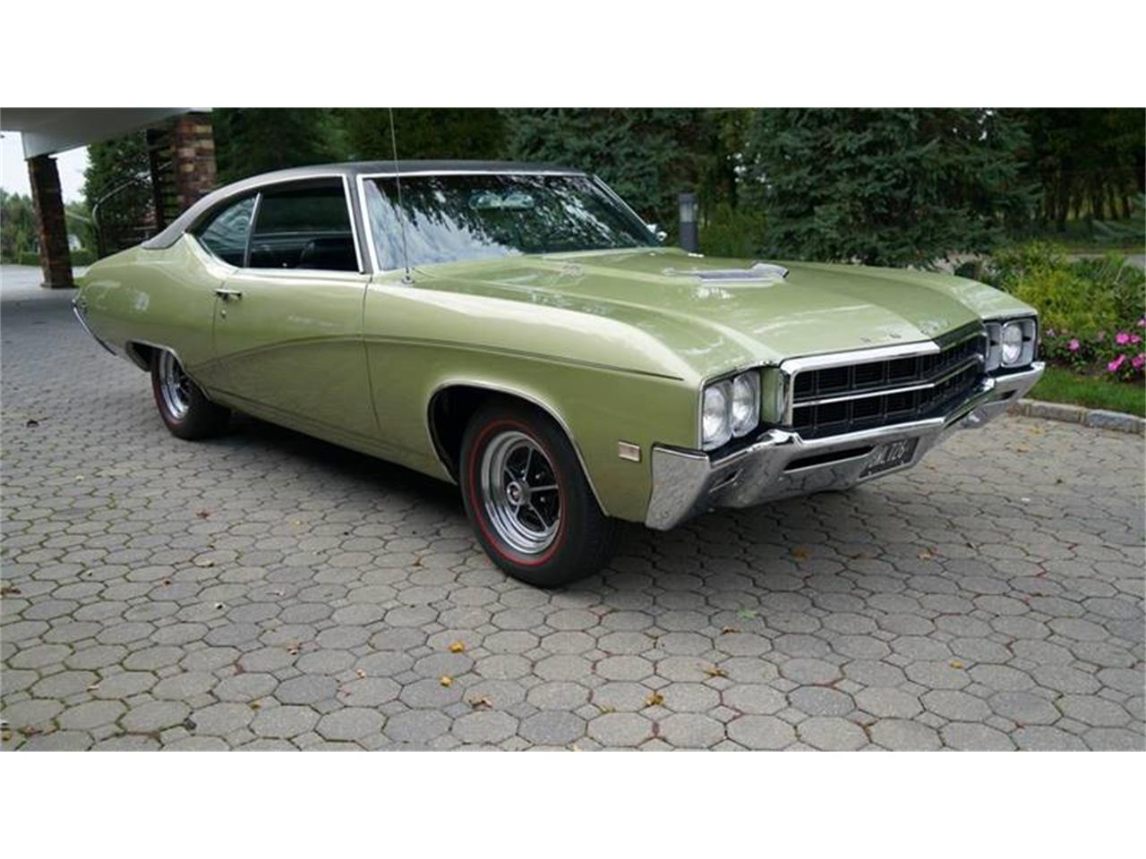 Large Picture of Classic '69 Buick Gran Sport located in Old Bethpage  New York - $24,500.00 Offered by Fiore Motor Classics - OVOC