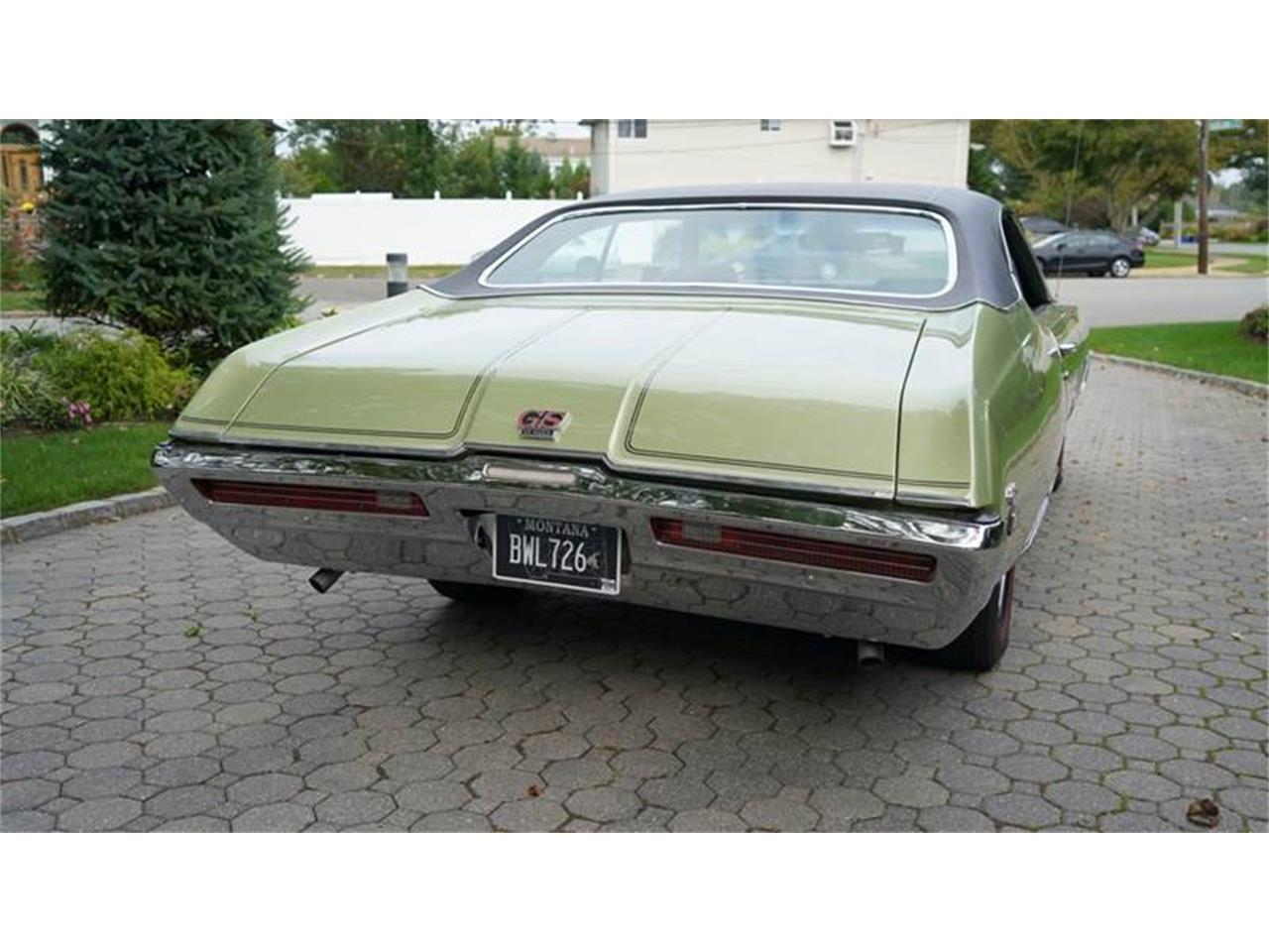 Large Picture of 1969 Buick Gran Sport - $24,500.00 Offered by Fiore Motor Classics - OVOC