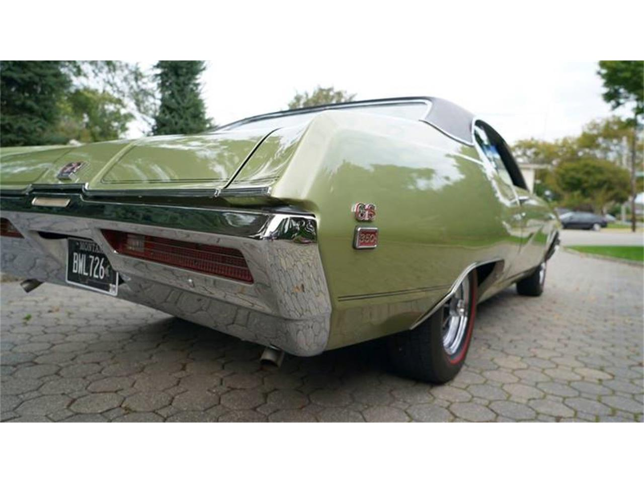 Large Picture of Classic 1969 Buick Gran Sport - $24,500.00 Offered by Fiore Motor Classics - OVOC