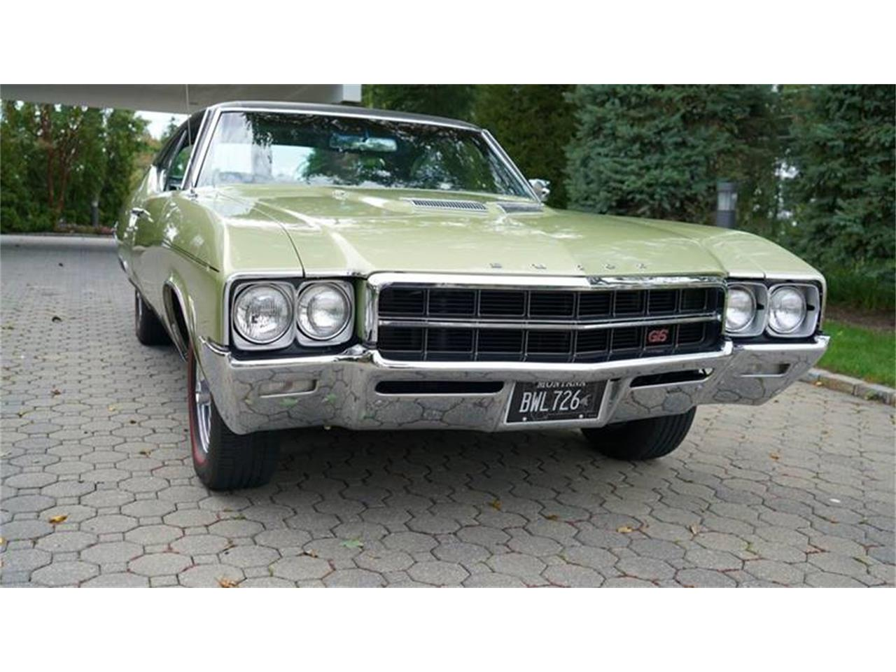 Large Picture of '69 Buick Gran Sport located in Old Bethpage  New York Offered by Fiore Motor Classics - OVOC