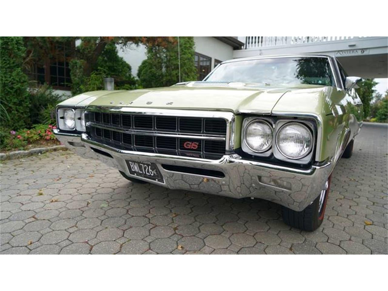 Large Picture of Classic '69 Buick Gran Sport Offered by Fiore Motor Classics - OVOC