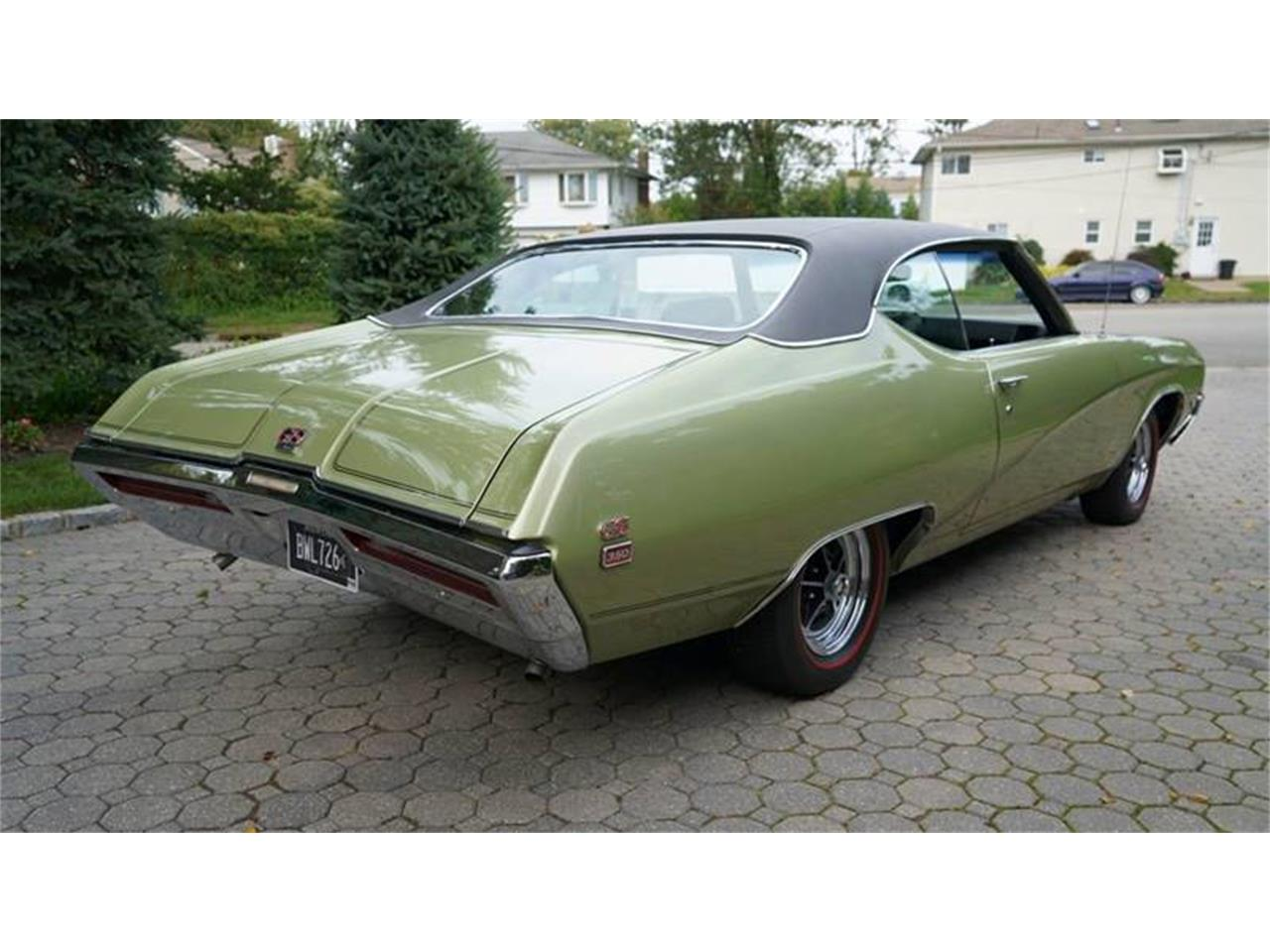 Large Picture of 1969 Buick Gran Sport located in Old Bethpage  New York Offered by Fiore Motor Classics - OVOC