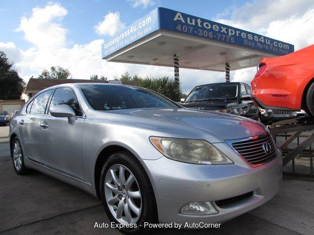 Picture of '08 LS460 located in Orlando Florida - $13,999.00 Offered by  - P17P