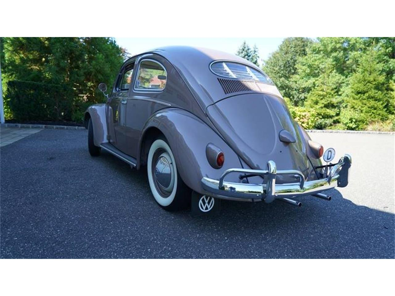 Large Picture of '55 Volkswagen Beetle - $37,500.00 - OVOE