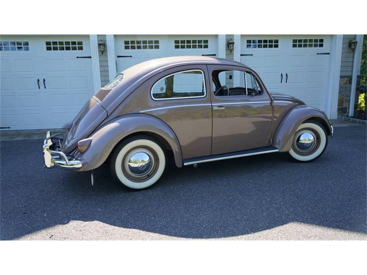 Large Picture of '55 Volkswagen Beetle located in New York - $37,500.00 - OVOE